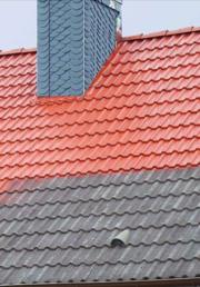 Hydrofuge coloré toiture